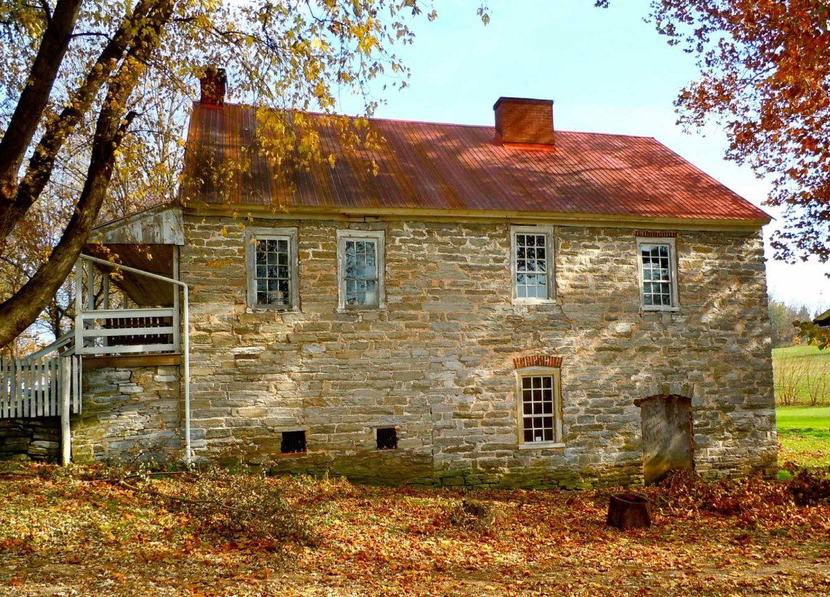 pennsylvania stone farmhouse