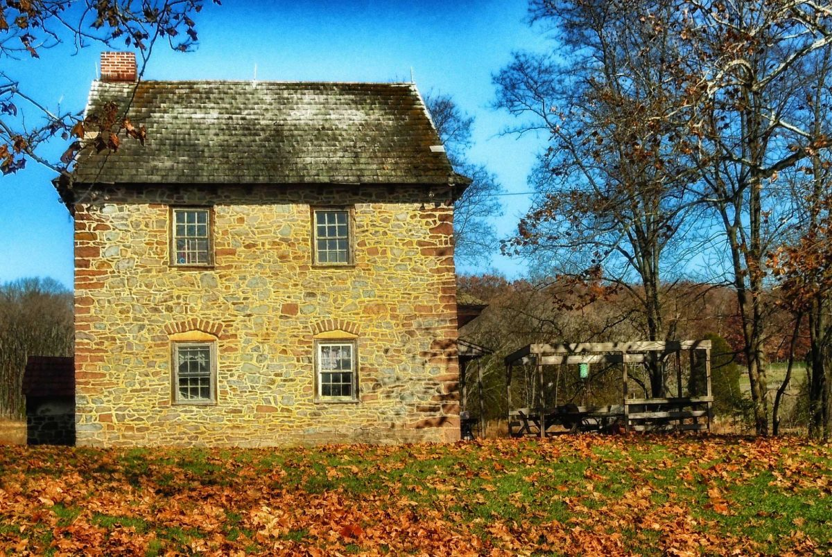 stone house in pa
